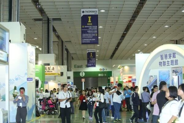 TIATRONICS Taipei İnternational Electronics Show